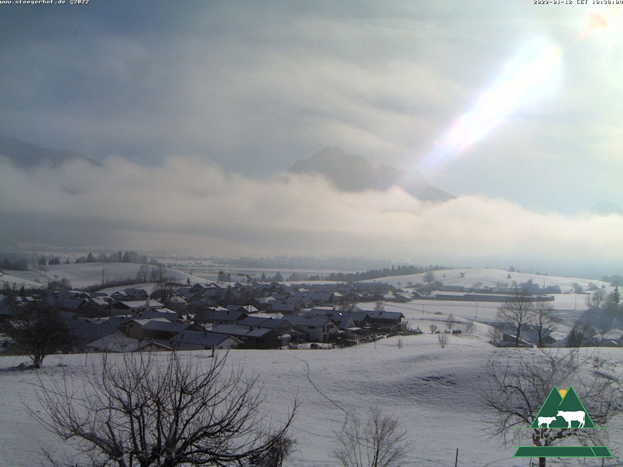 Webcam Forggensee